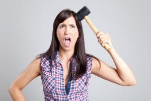 Unverzeihliche Fehler bei Frauen